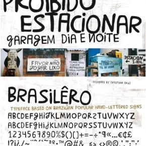 """Por que desenhar um tipo """"brasilero""""?"""