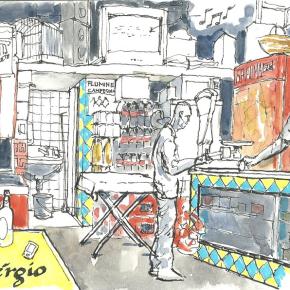 Por que desenhar as histórias da região portuária e do Morro da Conceição no Rio de Janeiro?